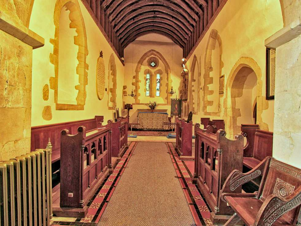 Upton Grey Church Choir
