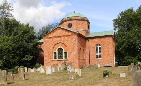 Stratfield Saye Church b