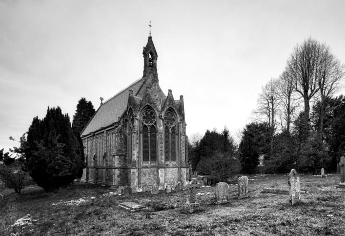 itchen stoke church