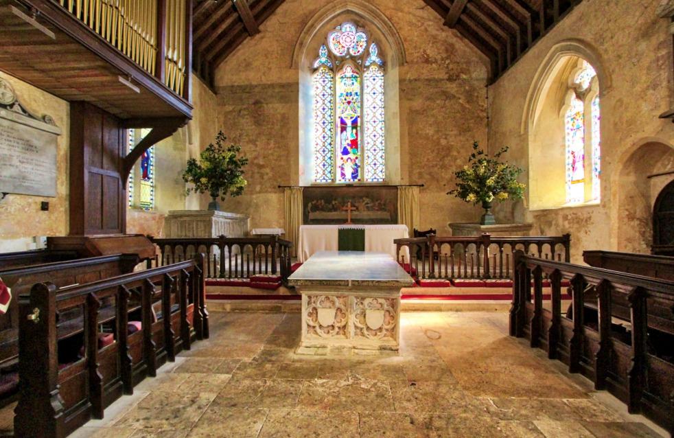x Trotton Church Chancel
