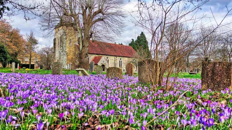y St Georges Church Trotton