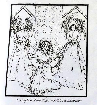x Coronation of the Virgin