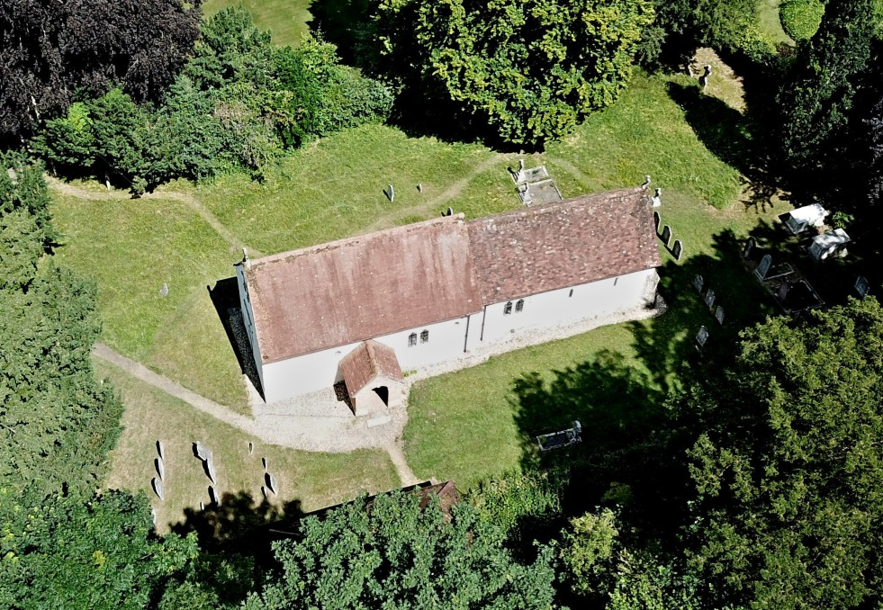 Ashley Church drone