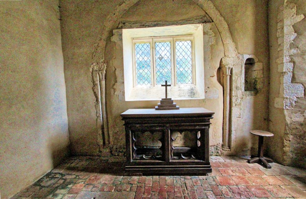 Little Somborne Church Chancel 2