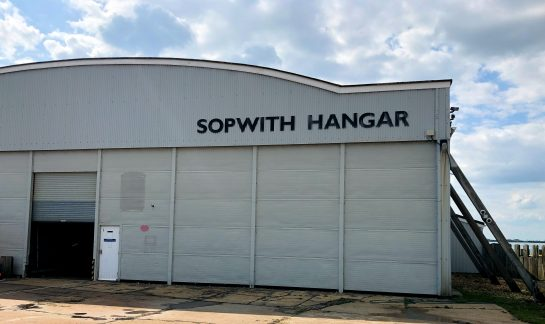 Sopwith Hangar