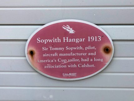 Sopwith Hangar 2
