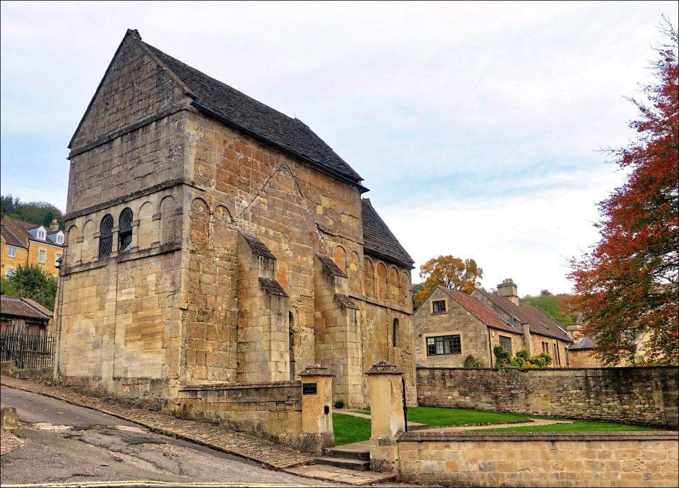 saxon church 3